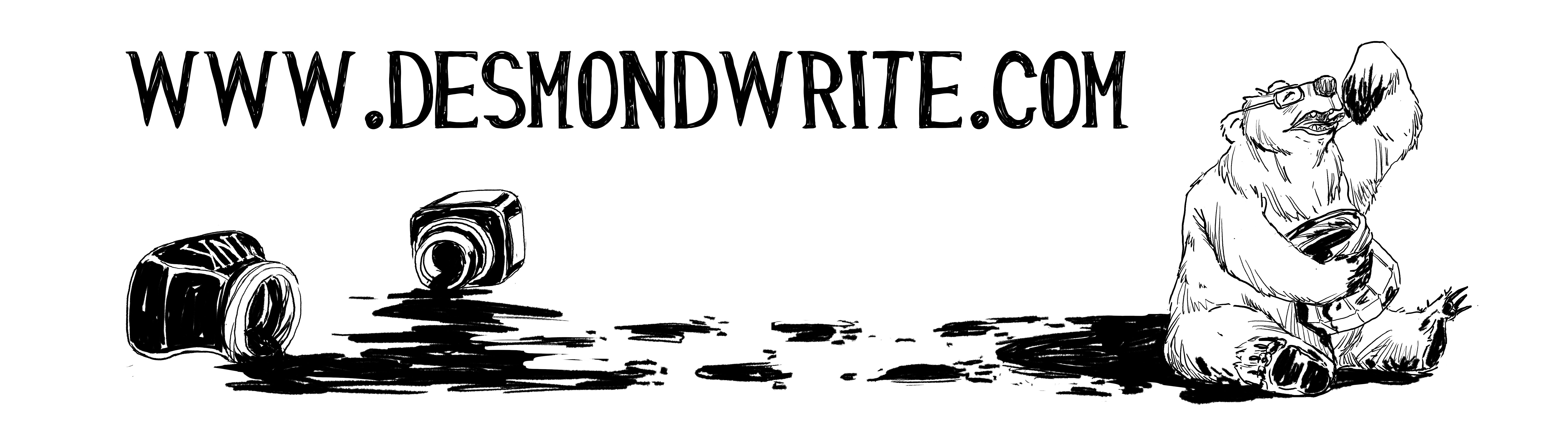 Where Desmond White goes to Write